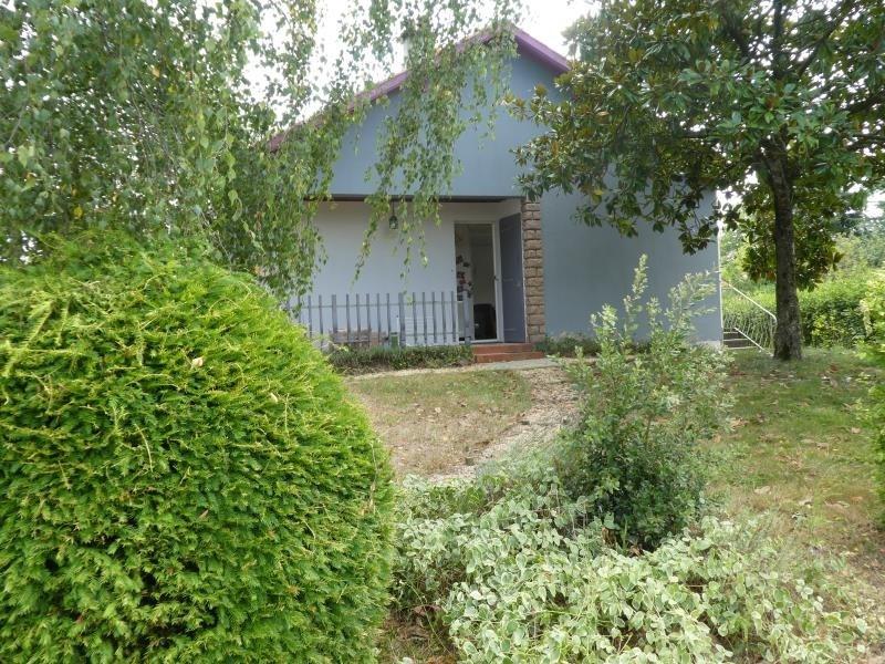 Sale house / villa La bernardiere 156900€ - Picture 2