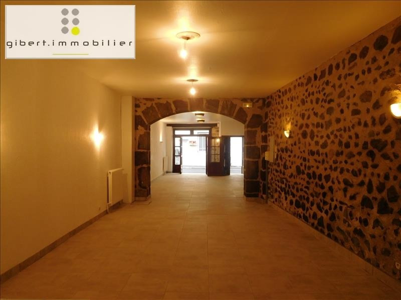 Location local commercial Le puy en velay 490€ HT/HC - Photo 3