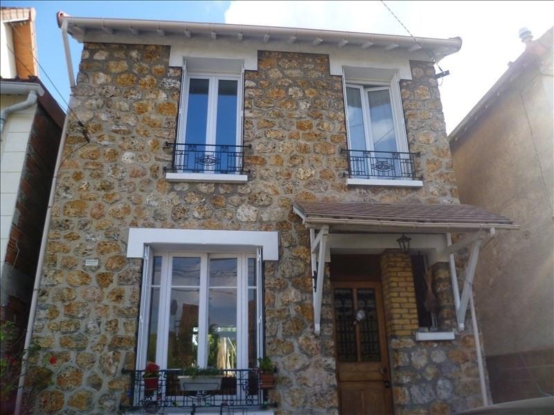 Sale house / villa Sannois 452000€ - Picture 1