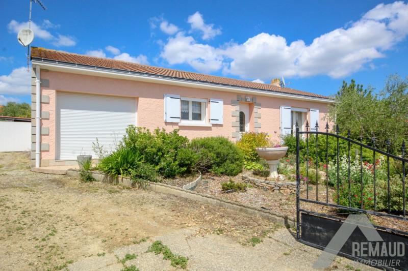 Vente maison / villa Aizenay 158740€ - Photo 1