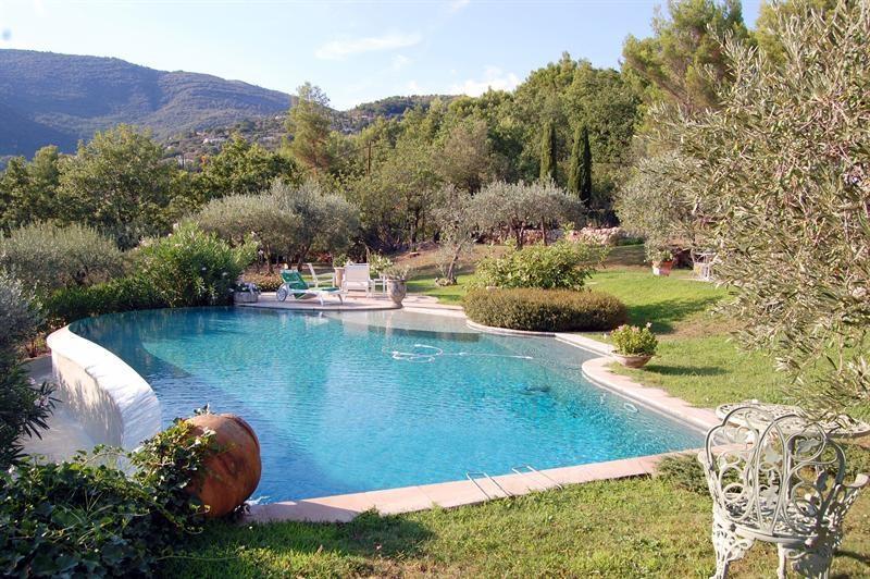 Revenda residencial de prestígio casa Seillans 2300000€ - Fotografia 4