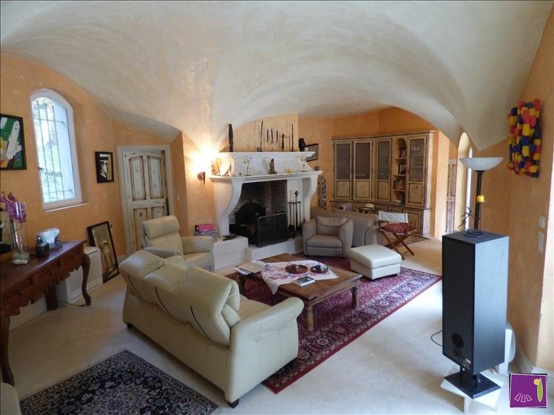 Verkoop van prestige  huis Uzes 664000€ - Foto 4