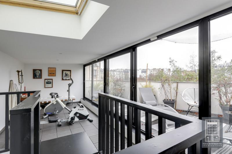Deluxe sale house / villa Paris 18ème 2395000€ - Picture 9