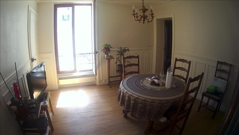 Vente appartement Paris 10ème 593250€ - Photo 2