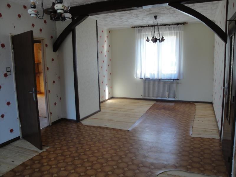 Venta  casa Montbouton 149000€ - Fotografía 3