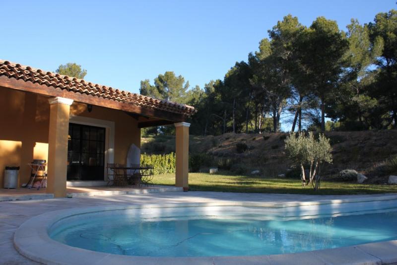 Vente de prestige maison / villa Ventabren 890000€ - Photo 3