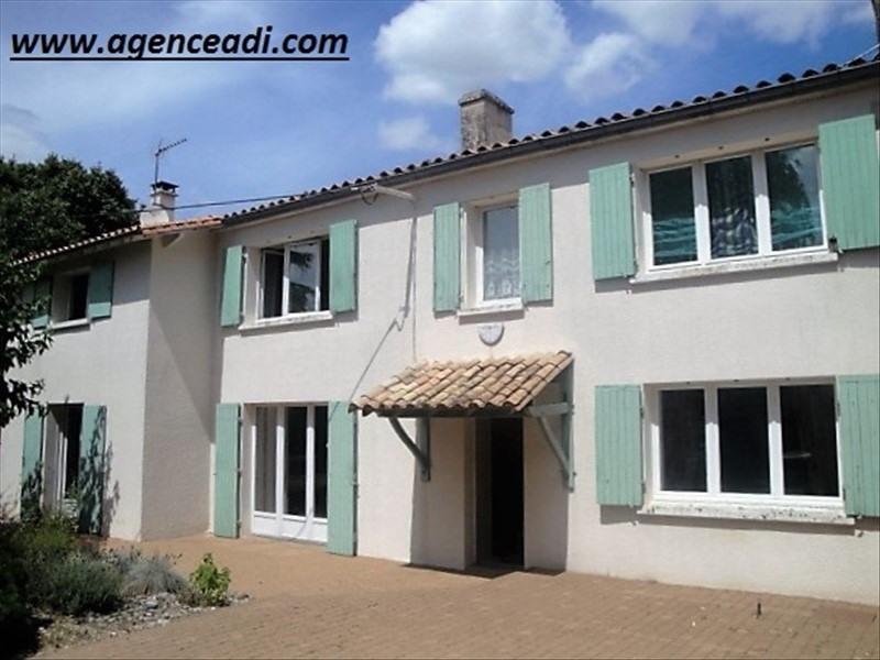 Vente maison / villa La creche 174000€ - Photo 1