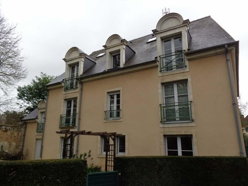 Vente appartement Caen 123500€ - Photo 1