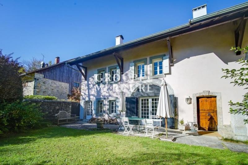 Vente de prestige maison / villa Boege 950000€ - Photo 1