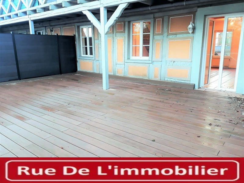 Vente appartement Marienthal 188 000€ - Photo 1