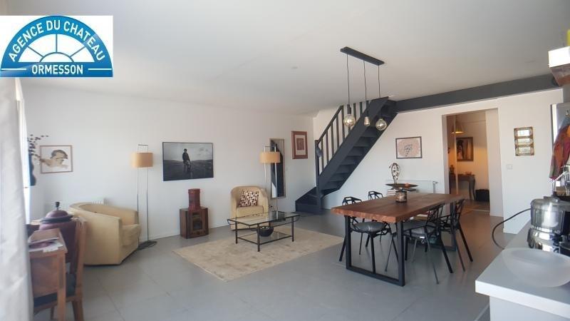 Vente appartement Chennevieres sur marne 370000€ - Photo 1