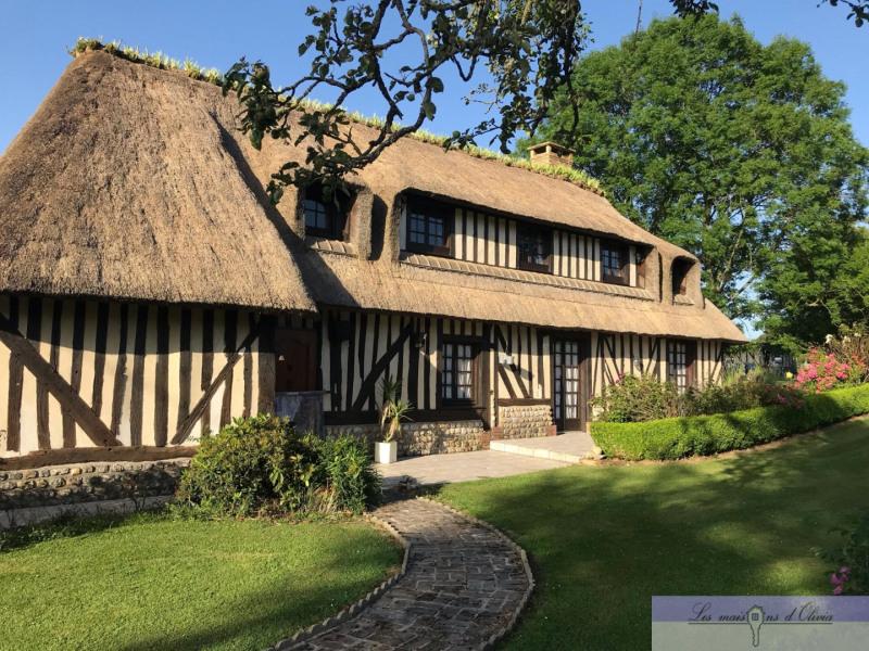 Vente de prestige maison / villa St andre d'hebertot 500000€ - Photo 2