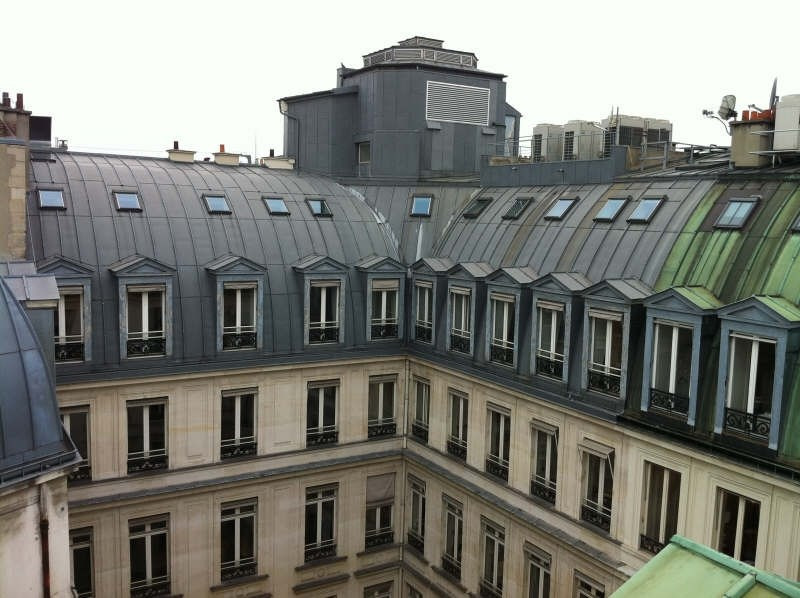 Rental apartment Paris 2ème 3300€ CC - Picture 7