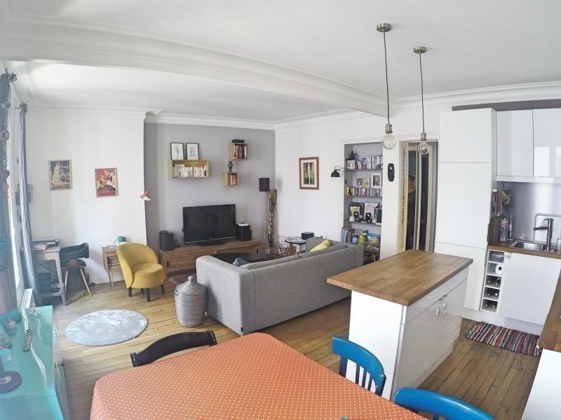 Sale apartment Paris 19ème 525000€ - Picture 3