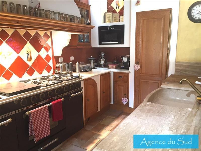 Vente maison / villa Roquevaire 375000€ - Photo 7
