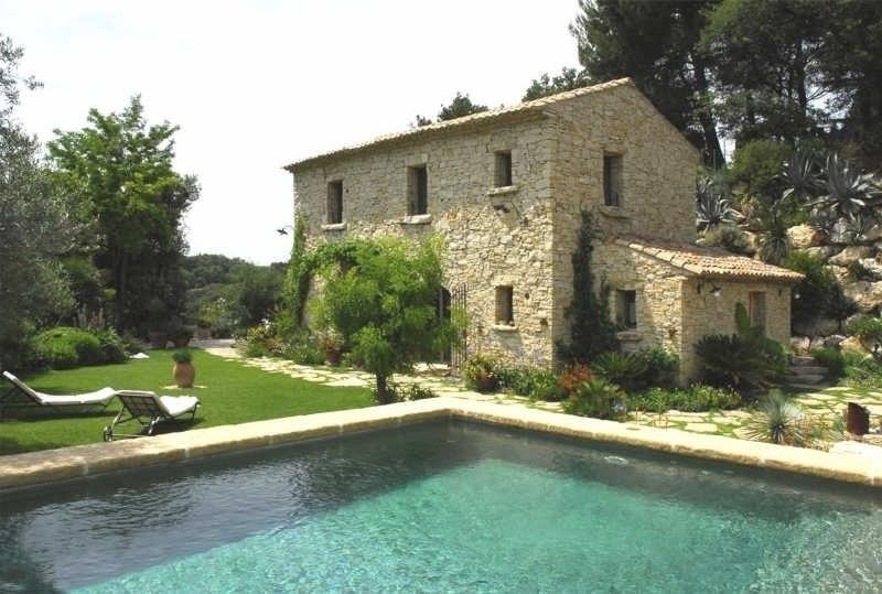 Vente de prestige maison / villa Sarrians 575000€ - Photo 1