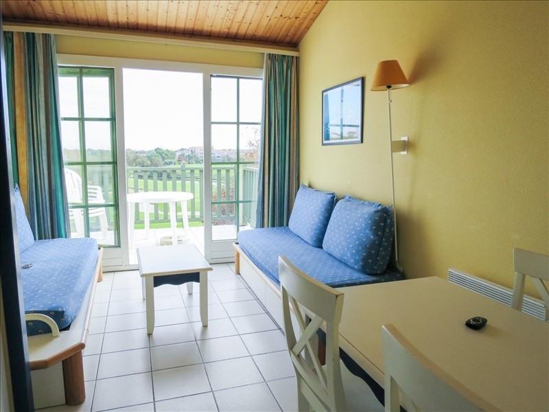 Revenda apartamento Talmont st hilaire 75600€ - Fotografia 3