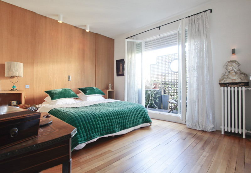 Deluxe sale apartment Paris 16ème 1495000€ - Picture 12