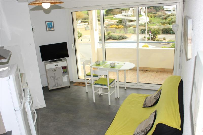 Verhuren vakantie  appartement Chatelaillon-plage 192€ - Foto 1
