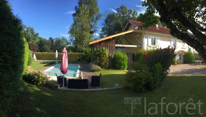 Sale house / villa Bourgoin jallieu 395000€ - Picture 1