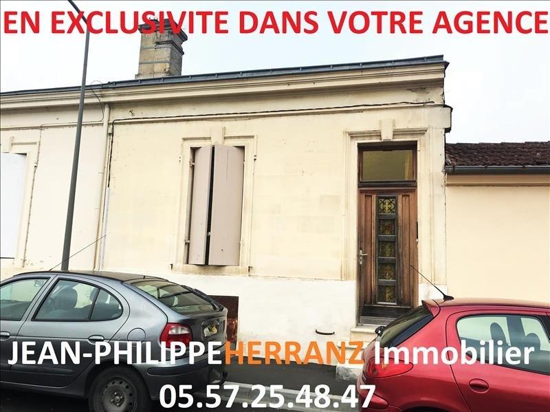 Vente maison / villa Libourne 171000€ - Photo 1