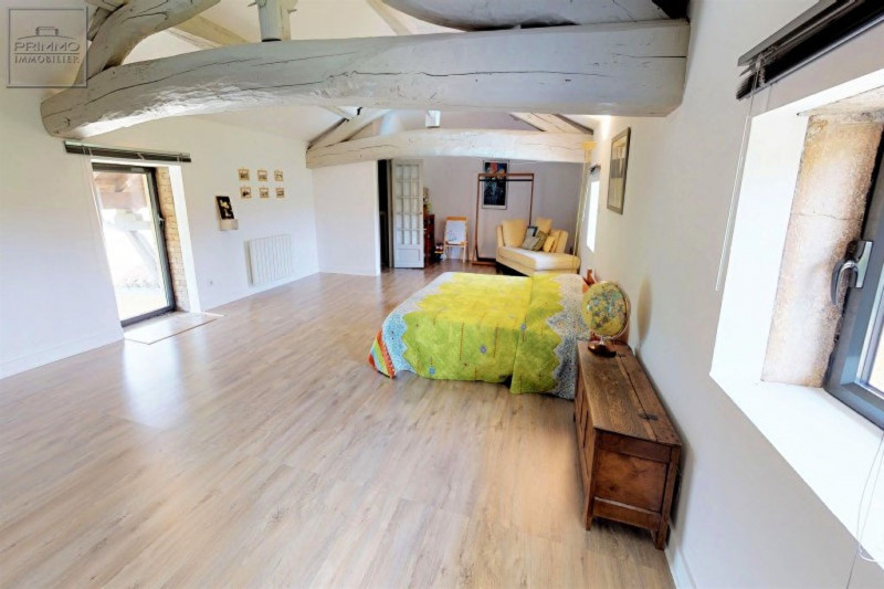 Deluxe sale house / villa Lissieu 799000€ - Picture 17