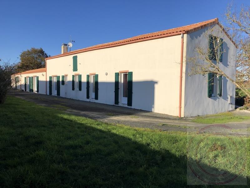 Sale house / villa St paul mont penit 252500€ - Picture 1
