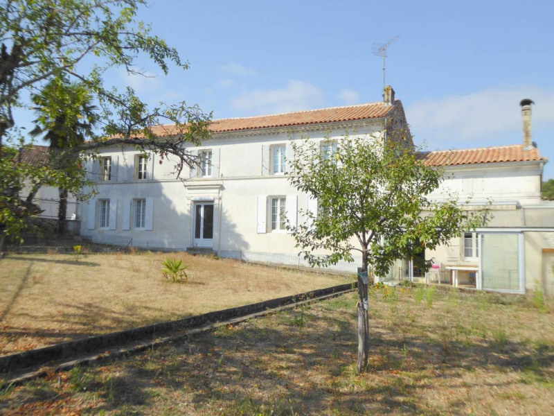 Sale house / villa Louzac-saint-andré 210000€ - Picture 1