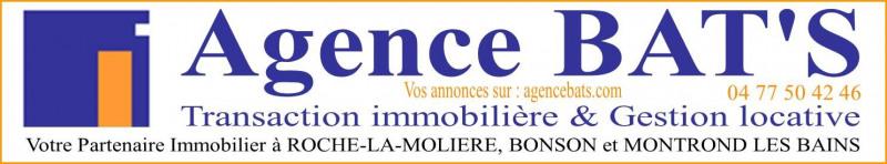 Vermietung wohnung Roche-la-moliere 700€ CC - Fotografie 1