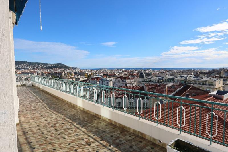 Verkoop  appartement Nice 495000€ - Foto 2