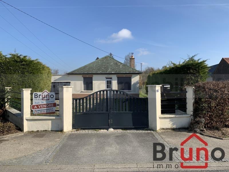 Sale house / villa Noyelles sur mer 180000€ - Picture 1