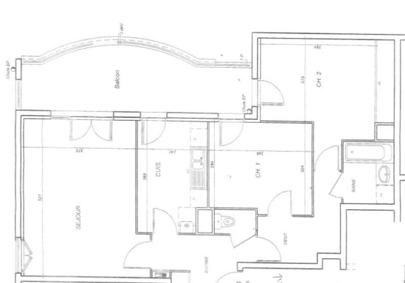 Location appartement Villefranche sur saone 865,08€ CC - Photo 10