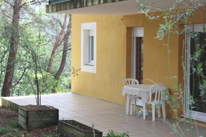 Alquiler vacaciones  apartamento La roque d'antheron 562,50€ - Fotografía 4