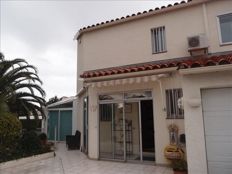 Vente maison / villa Canet en roussillon 525000€ - Photo 1