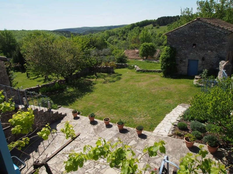Verkoop  huis Barjac 446000€ - Foto 2
