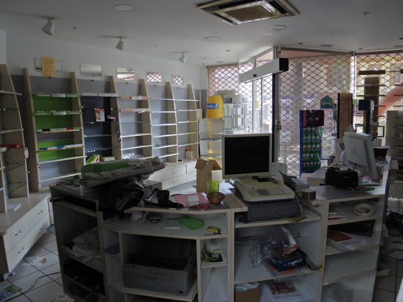 Commercial lease transfer empty room/storage Toulouse 55000€ - Picture 3