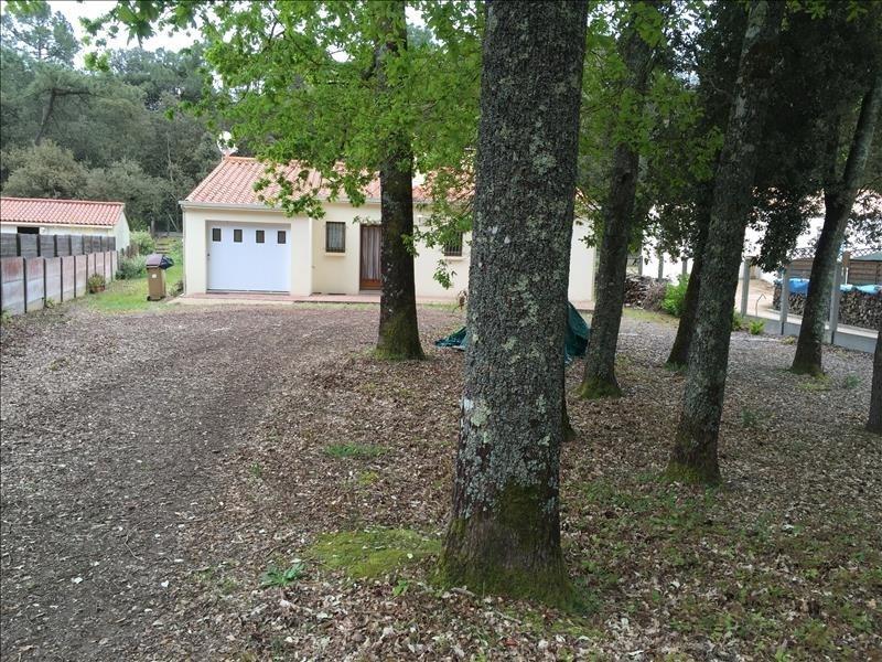 Sale house / villa Jard sur mer 254800€ - Picture 4