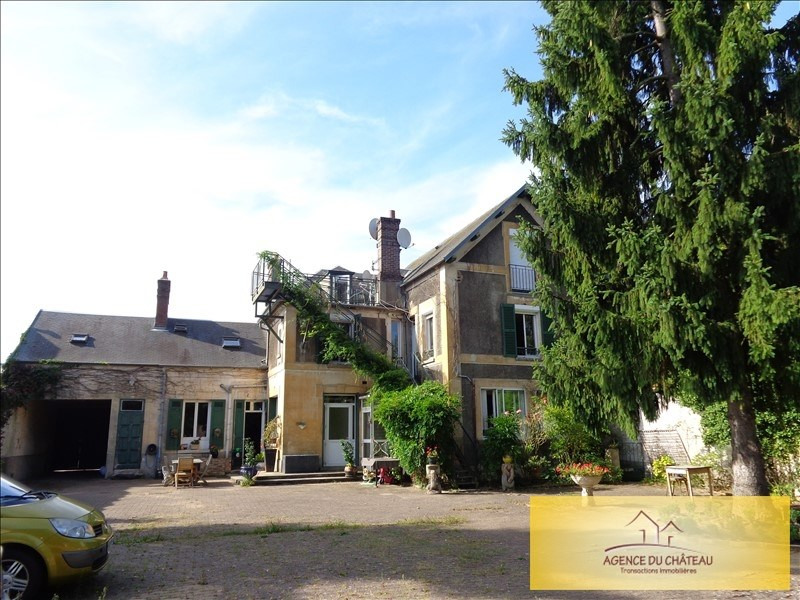 Sale house / villa Rosny sur seine 535000€ - Picture 1
