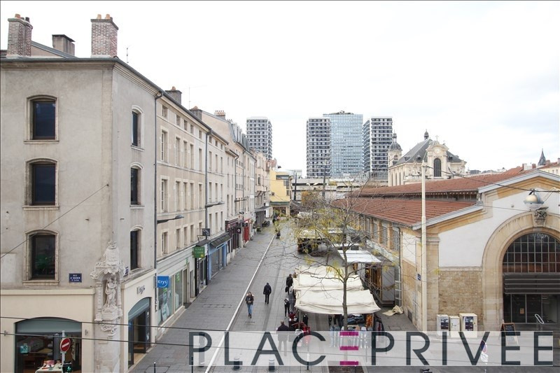 Sale apartment Nancy 220 000€ - Picture 1