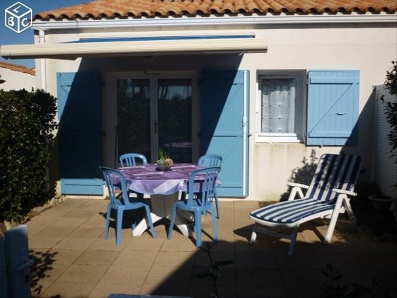 Sale house / villa La tranche sur mer 141885€ - Picture 1