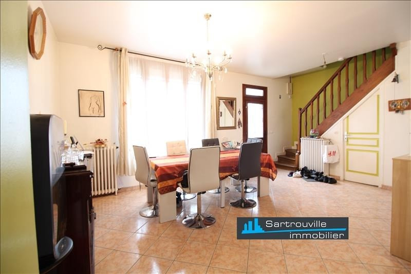 Vendita casa Sartrouville 577500€ - Fotografia 3