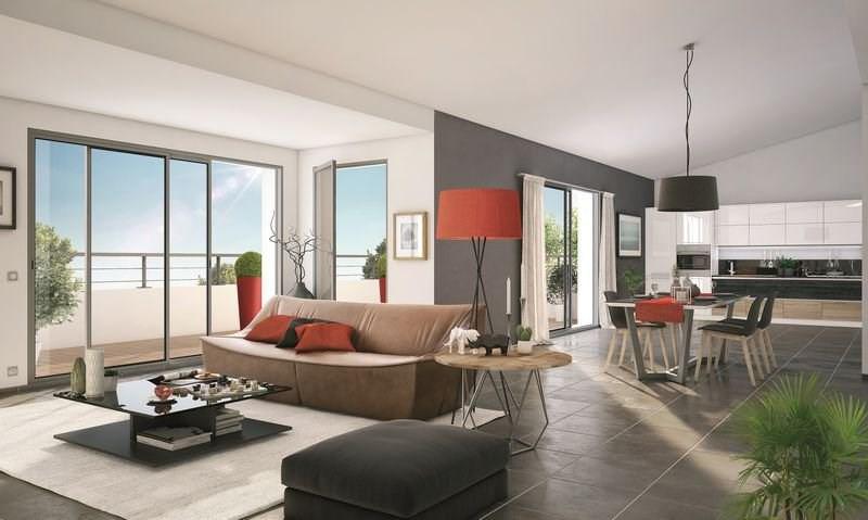 Sale house / villa Bussy-saint-georges 411500€ - Picture 1