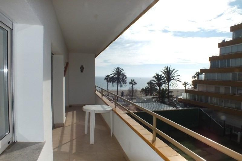 Alquiler vacaciones  apartamento Roses santa-margarita 280€ - Fotografía 5