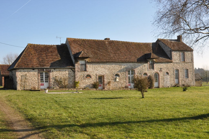 Sale house / villa Verneuil d'avre et d'iton 527000€ - Picture 1