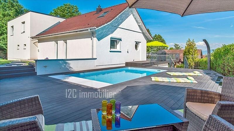 Sale house / villa Echenevex 1195000€ - Picture 1