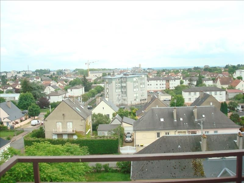Investment property apartment Nevers 106 000€ - Picture 1