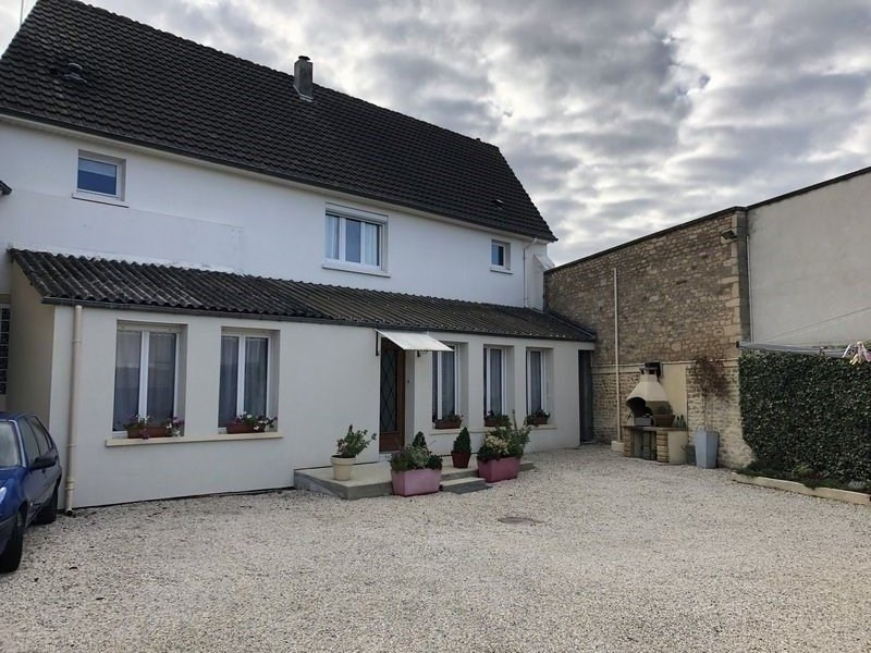 Sale house / villa Fontenay le marmion 222 000€ - Picture 1