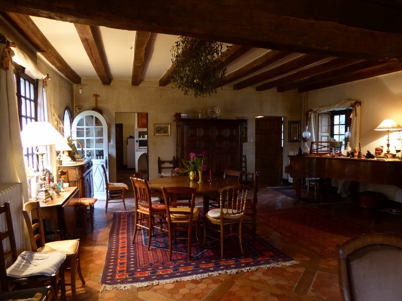 Vente de prestige maison / villa Angers 30 mn sud est 360000€ - Photo 8
