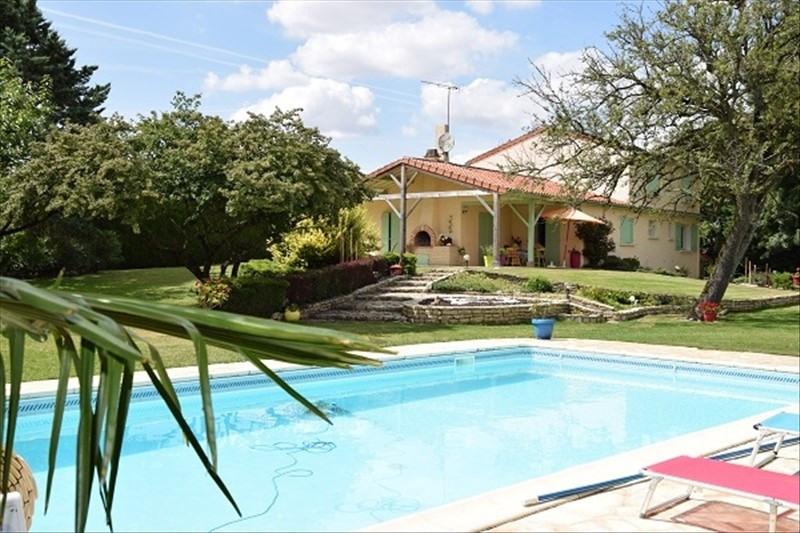 Vente maison / villa Latille 295000€ - Photo 1
