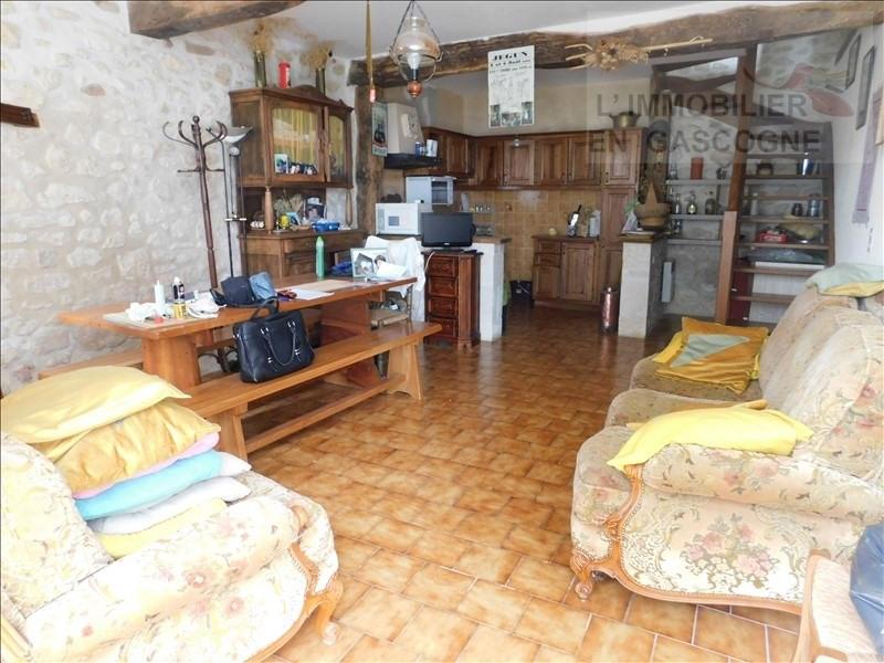 Venta  casa Jegun 79000€ - Fotografía 2